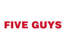Five Guys voucher