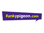 Funky Pigeon discount code