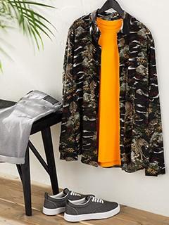 Summer men's clothing H&M