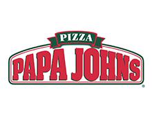 Papa John's voucher