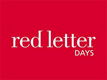 Red Letter Days voucher